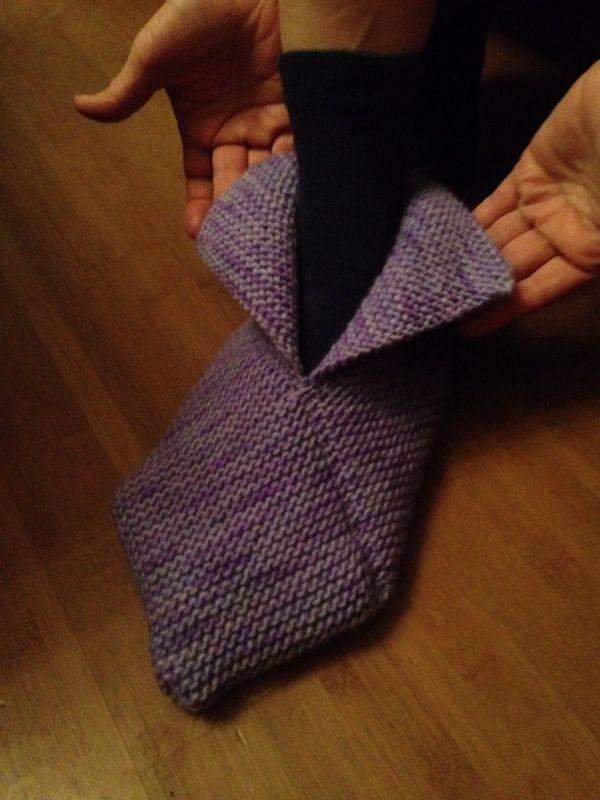zijde garen om te breien